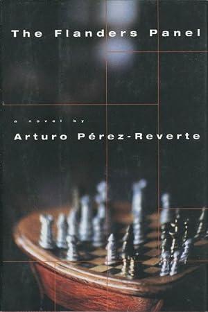 THE FLANDERS PANEL.: Perez-Reverte, Arturo.