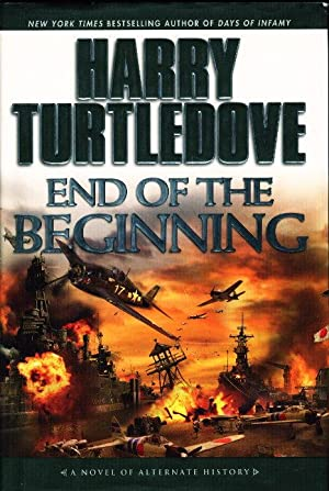 END OF THE BEGINNING.: Turtledove, Harry.