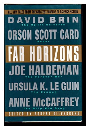FAR HORIZONS: All New Tales from the: Anthology, signed] Silverberg,