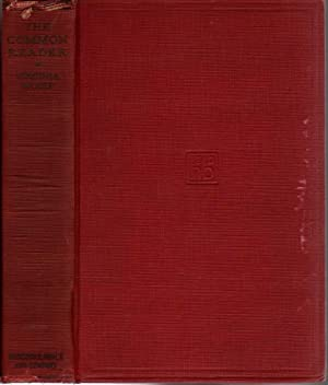 THE COMMON READER.: Woolf, Virginia.