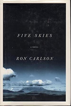 FIVE SKIES.: Carlson, Ron.
