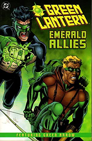GREEN LANTERN: EMERALD ALLIES.
