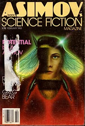 ISAAC ASIMOV'S SCIENCE FICTION MAGAZINE February 1983. Volume 7, Number 2.