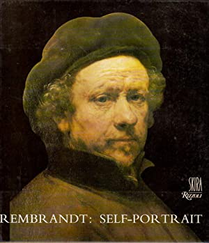 REMBRANDT: SELF-PORTRAIT.: Rembrandt] Bonafoux, Pascal