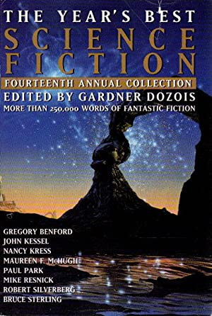THE YEAR'S BEST SCIENCE FICTION: Fourteenth (14th) Annual Collection.: Anthology - signed] ...