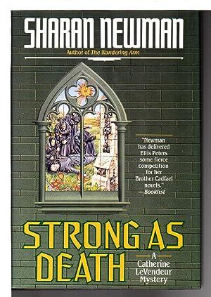 STRONG AS DEATH: Newman, Sharan