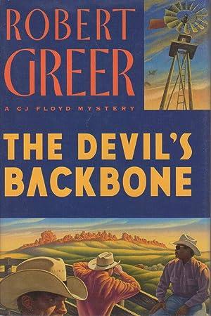 THE DEVIL'S BACKBONE.: Greer, Robert.