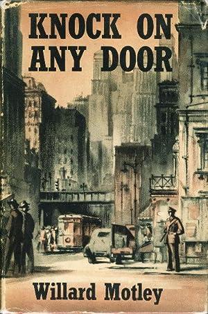 KNOCK ON ANY DOOR.: Motley, Willard