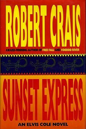 SUNSET EXPRESS.: Crais, Robert
