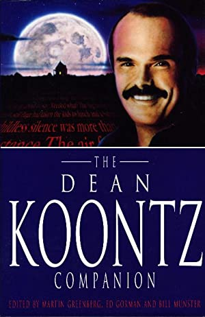 THE DEAN KOONTZ COMPANION.: [Koontz, Dean and Charles de Lint, signed] Greenberg, Martin, Ed Gorman...