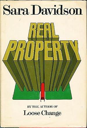 REAL PROPERTY: Davidson, Sara