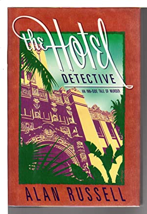 THE HOTEL DETECTIVE.: Russell, Alan
