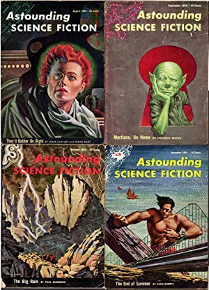 THEY'D RATHER BE RIGHT in ASTOUNDING SCIENCE FICTION, August, September, October and November, 19...