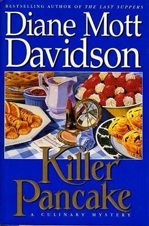 KILLER PANCAKE.: Davidson, Diane Mott.