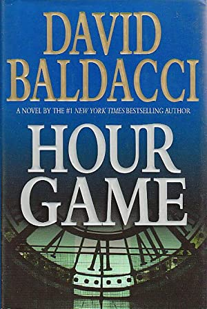 HOUR GAME.: Baldacci, David.