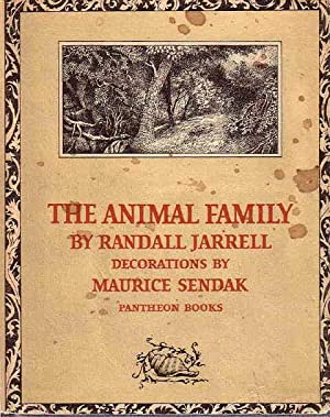 THE ANIMAL FAMILY.: Jarrell, Randall (illustrated by Maurice Sendak)