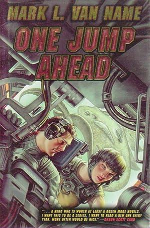 ONE JUMP AHEAD.: Van Name, Mark L.