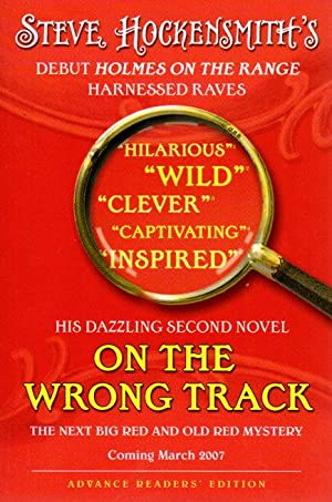 ON THE WRONG TRACK.: Hockensmith, Steve.