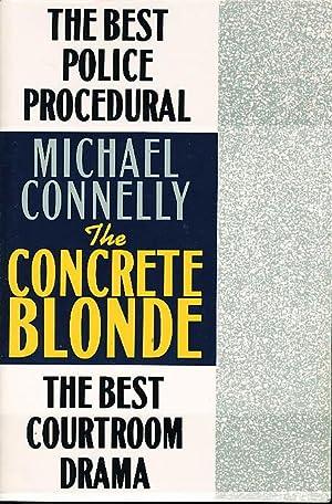 THE CONCRETE BLONDE.: Connelly, Michael.