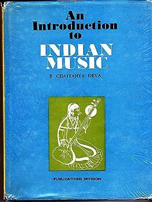 An introduction to Indian music: Deva, B. Chaitanya