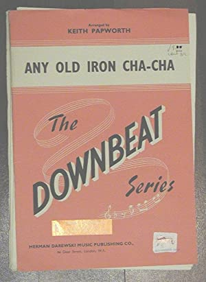 Any Old Iron Cha-Cha. Sheet Music.: COLLINS, Chas., SHEPPARD,