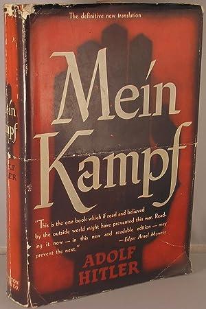 Mein Kampf: Hitler, Adolf (Manheim,