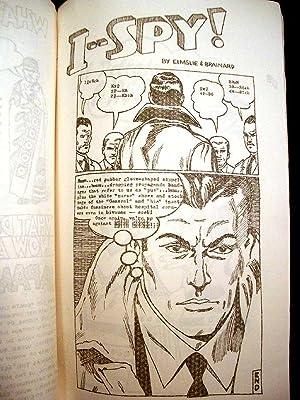 C Comics - Issue Number 1.: Brainard, Joe.