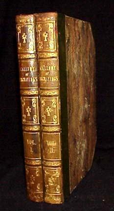 The Gallery of Engravings.: (Wright, Rev. G.N.)