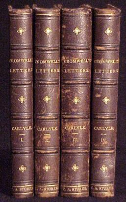 Oliver Cromwell's Letters and Speeches: With Elucidations.: Carlyle, Thomas.
