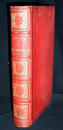 Oeuvres De P. Corneille- Theatre Complete.: Corneille, P.