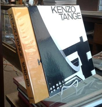 Kenzo Tange (In Slipcase) 1946-1969 Architecture and Urban Design Tange, Kenzo and Udo Kultermann Hardcover Hardcover. 1970. Praeger Publishers. 304 pages. Book is in FINE condition. Slipcase has some wear on top, else Very Good. ; 4to 11  - 13  tall; 304 pa