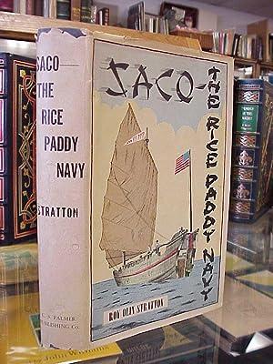 Saco The Rice Paddy Navy: Stratton, Roy Olin