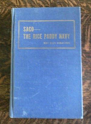 Saco - the Rice Paddy Navy: Stratton, Roy Olin