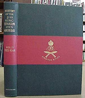 History of the 2nd King Edward Vii's