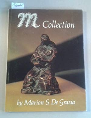 M Collection Signed First Edition: De Grazia, Ted and De Grazia, Marion S.