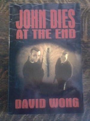 John Dies at the End: Wong, David