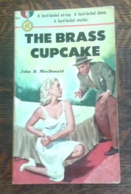 The Brass Cupcake Gold Medal Book 124