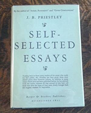 Self-Selected Essays