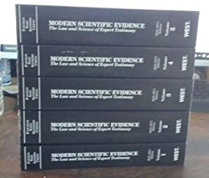 Modern Scientific Evidence: the Law and Science of Expert Testimony (5 Volume Set 2010-2011)