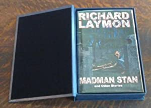 Madman Stan and Other Stories (SIGNED Limited: Laymon, Richard