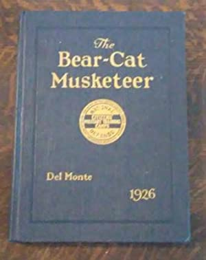 The Bear-Cat Musketeer Volume IV 1926 Ninth: Mora, Jo and