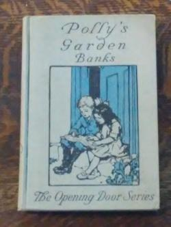 Polly's Garden (SIGNED First Edition) Willy Pogany Illustrated
