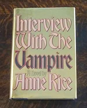 Interview with the Vampire (First Edition)