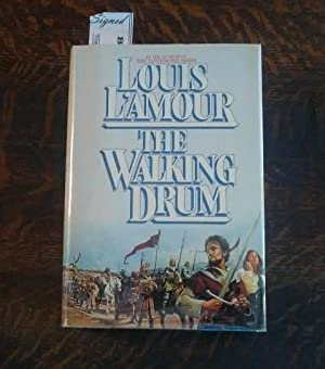 The Walking Drum (SIGNED): L'Amour, Louis