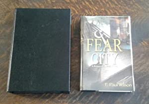 Fear City (SIGNED Lettered Edition) N of 26 Copies Repairman Jack : the Early Years Trilogy Book ...