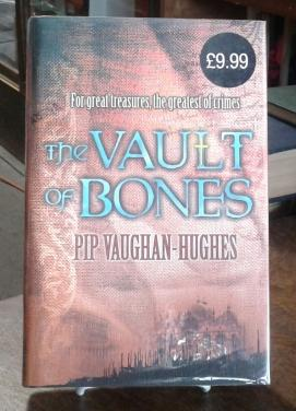 The Vault of Bones (SIGNED First Edition)
