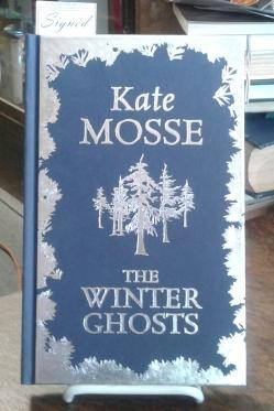 The Winter Ghosts (SIGNED First Edition)