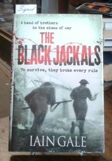 The Black Jackals (SIGNED First Edition)