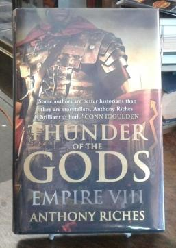 Thunder of the Gods (SIGNED First Edition) Empire VIII