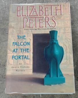 The Falcon At the Portal (SIGNED Limited Edition) #246 of 250 An Amelia Peabody Mystery